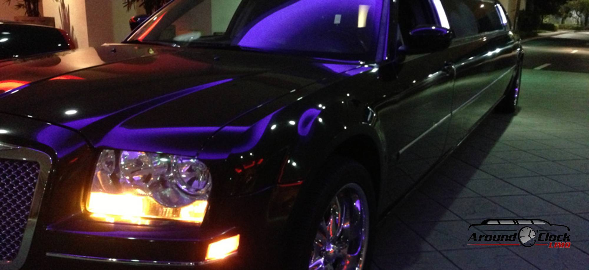 Los Angeles limo service limousine rental car hire party transportation